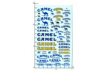 Décalcomanie Camel 1/24 (REF : 15)