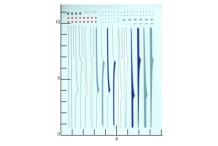 Décalcomanie Bande latéral pour Smica P60 (REF : 295)