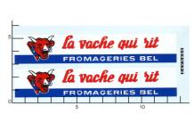 Décalcomanie La vache qui rit restauration du bernard solido (REF : 381)