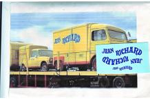 Décalcomanie pinder jean richard citroën hy 1/43 (REF : CS64)